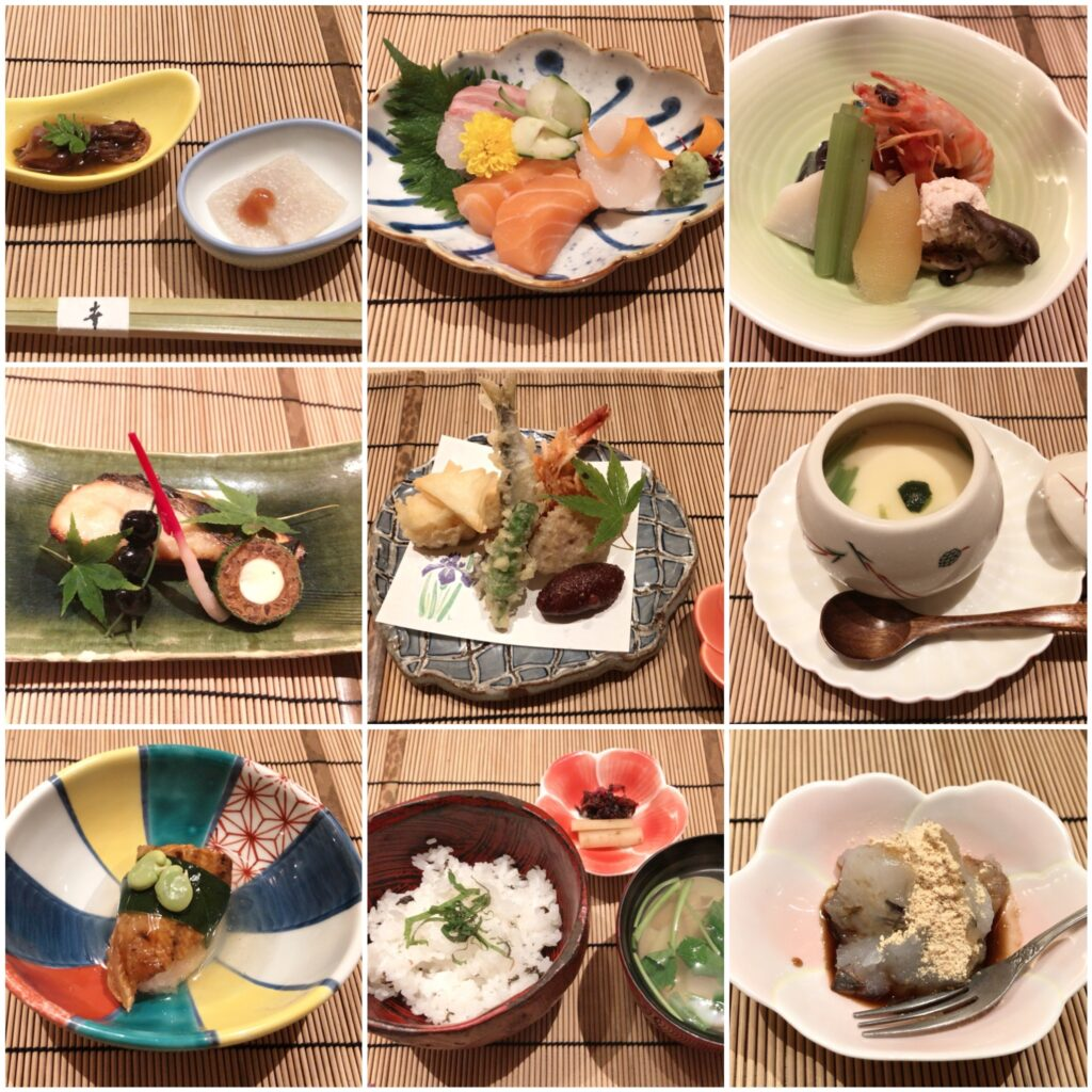 日本料理 幸